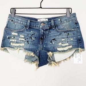 | Wildfox | Bonfire Shorts in Castaway